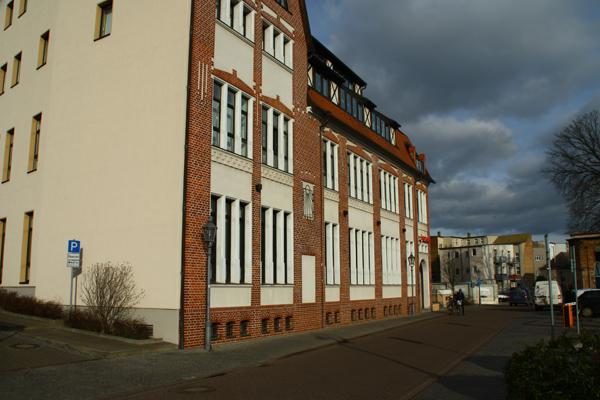 Sparkasse Köthen, Sackstr., D-06366 Köthen