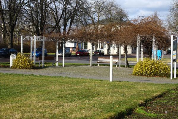 Bahnhofplatz, D-06366 Köthen
