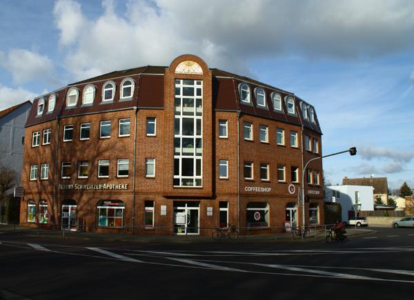 Ärztehaus, Bernburger St. 17, D-06366 Köthen