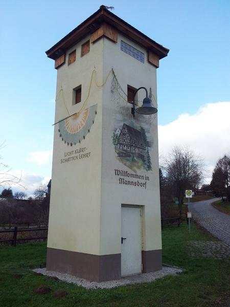 Ehemaliges Stromverteilerhaus, Str. der LPG 1, D-06712 Kretzschau OT Mannsdorf