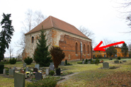 Kirche Kastorf, D-17391 Krusenfelde OT Gramzow
