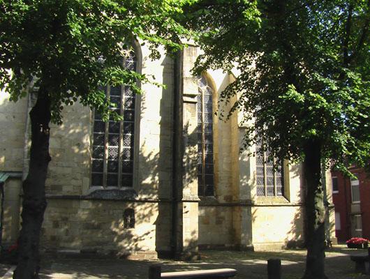 Kirche St. Bartholomäus, Kirchstraße, D-48366 Laer