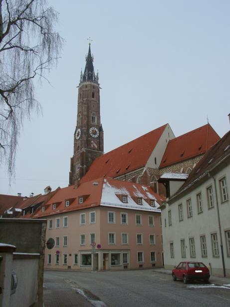 Pfarrkirche St. Martin, D-84028 Landshut