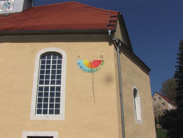 Kirche Langenhennersdorf, D-01819 Langenhennersdorf