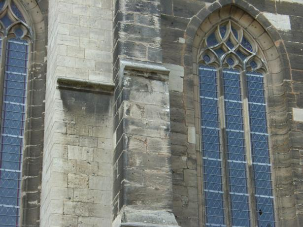 Kirche Laucha, D-06636 Laucha