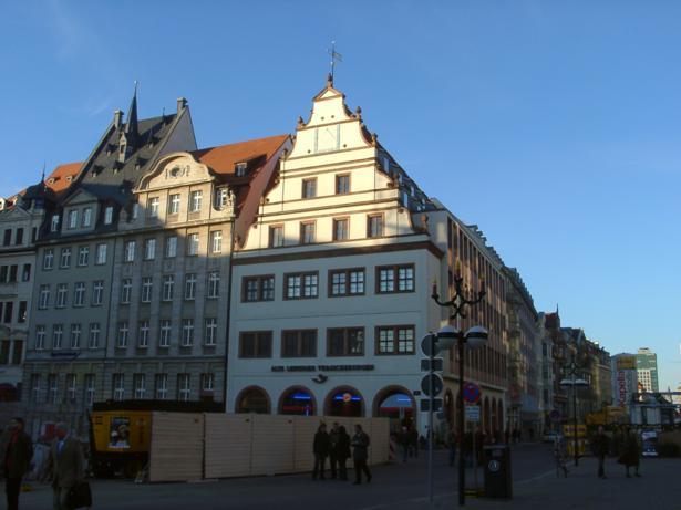 Alte Waage, Markt 4, D-04109 Leipzig