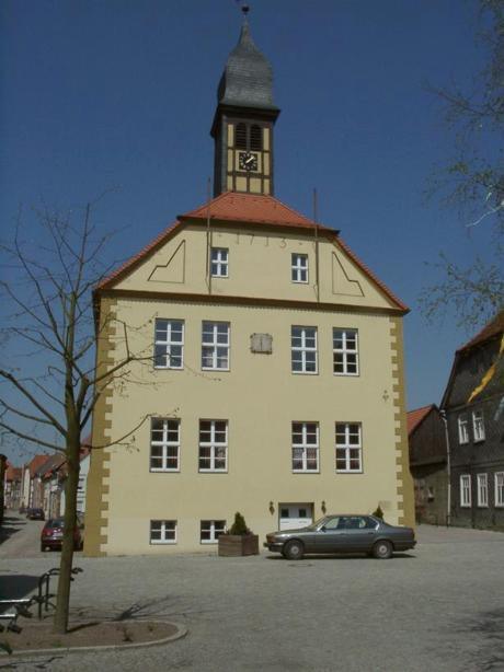 Rathaus (Town Hall), 19309 Lenzen