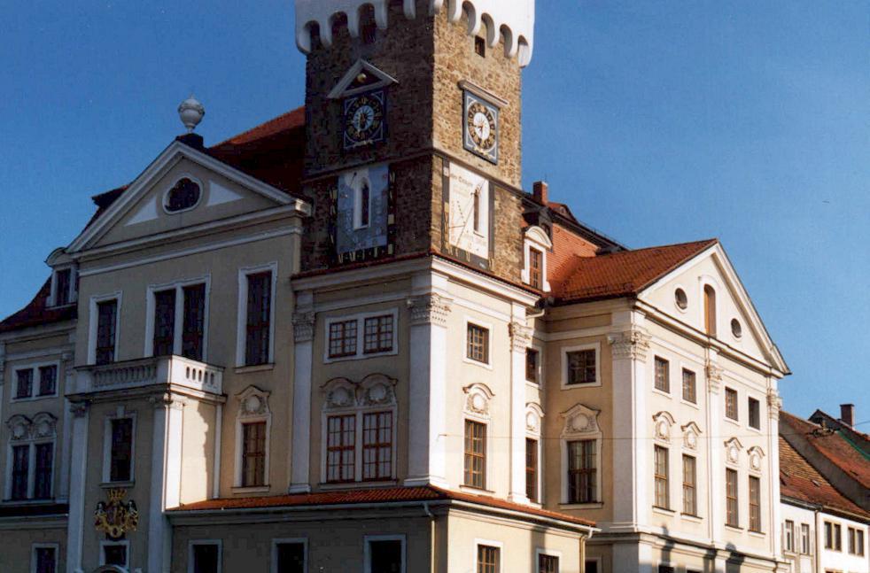 Rathaus Löbau, Altmarkt 1, D-02708 Löbau