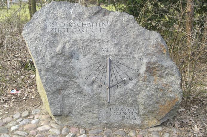 Geologischer Lehrpfad am Silbersee, D-02999 Lohsa OT Litschen