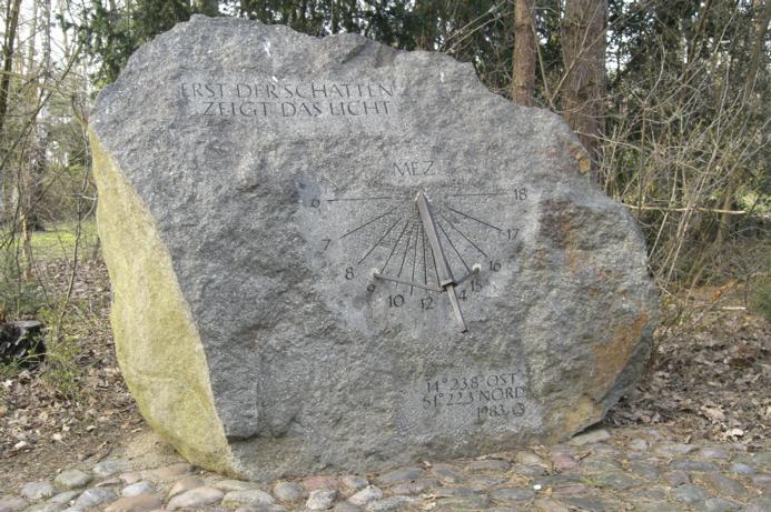 Geologischer Lehrpfad am Silbersee, D-02999 Lohsa