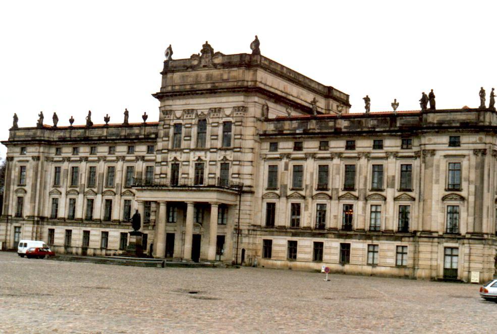 Schloß Ludwigslust, D-19288 Ludwigslust