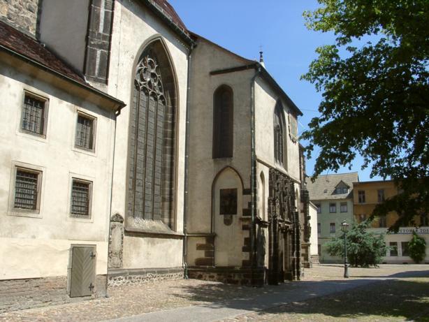 Stadtkirche St. Marien, D-068.. Lutherstadt Wittenberg