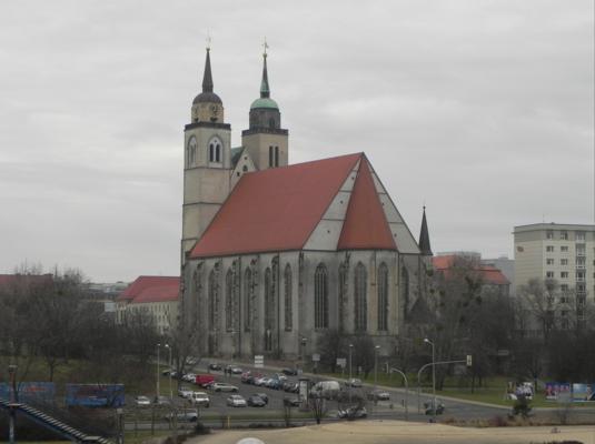 Johanniskirche, Johannisstr., D-39104 Magdeburg