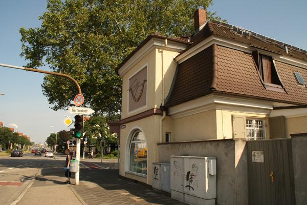 Waldpforte, Ecke Waldstr., D-68... Mannheim