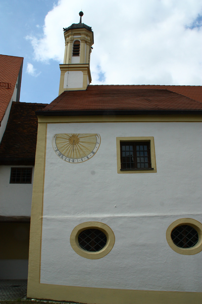 Liebfrauenkapelle, Memminger Str., D-87719 Mindelheim