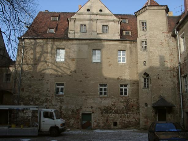 Schloß Mühlberg (Innenhof), D-04931 Mühlberg