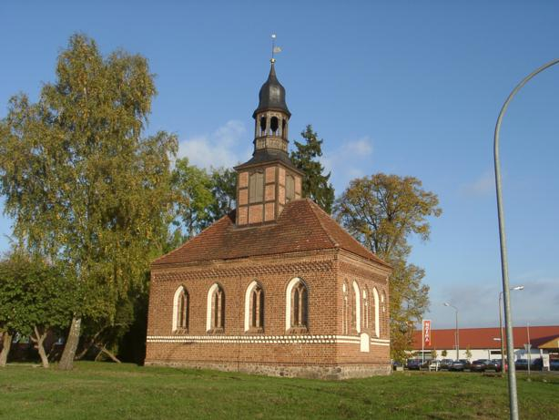 St. Georgskapelle, D-17033 Neubrandenburg