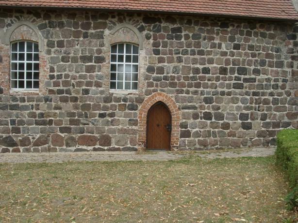 Kirche Kamphel, D-16845 Neustadt (Dosse) OT Kamphel