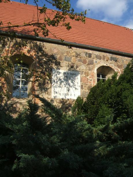 Kirche Dennewitz (Church Dennewitz), D-14913 Niedergörsdorf OT Dennewitz