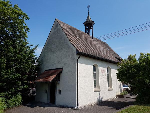 Kapelle St. Georg, Meersburger Str., D-88094 Oberteuringen OT Neuhaus