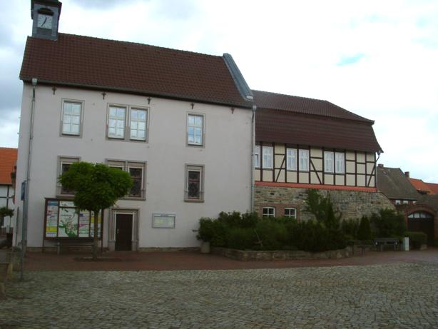 Rathaus, Lange Str. 12, D-39646 Oebisfelde