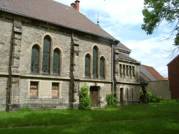 St. Nikolai-Kirche, An der Nikolaikirche, D-39646 Oebisfelde