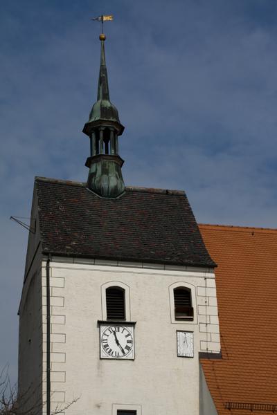 St. Gotthard-Kirche, Kirchgasse, D-04749 Ostrau OT Jahna