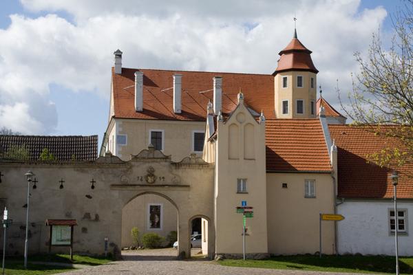 Schloß Penkun, Am Schlosshof 1, D-17328 Penkun