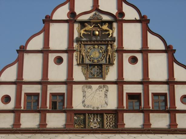 Rathaus Plauen, Altmarkt, D-085.. Plauen