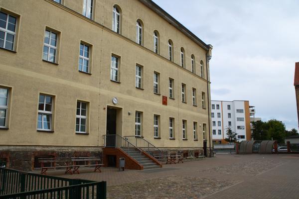 Diesterweg-Grundschule, Am Steintor 5, D-17291 Prenzlau
