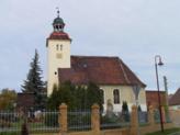 Kirche Sachau, D-06909 Priesitz OT Sachau