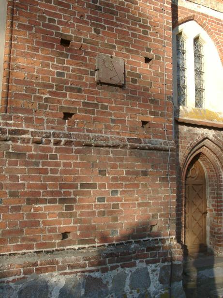 Kirche Kasnevitz, D-18581 Putbus OT Kasnevitz