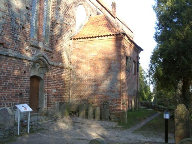 Kirche Vilmnitz, D-18581 Putbus OT Vilmnitz