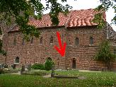 Kirche (Church), D-39319 Redekin