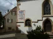 Kirche (Church), D-71686 Remseck am Neckar OT Neckarrems