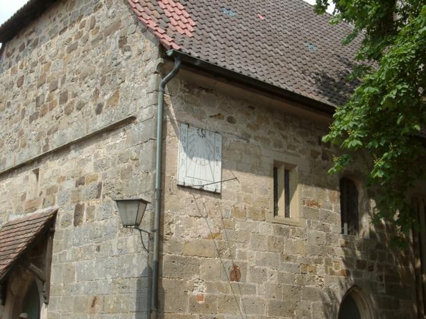 Kirche Buoch, D-73630 Remshalden OT Buoch