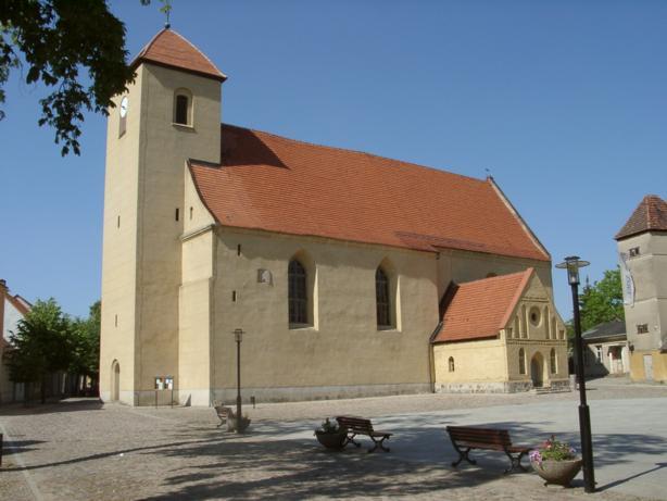 Kirche, Kirchplatz, D-16831 Rheinsberg