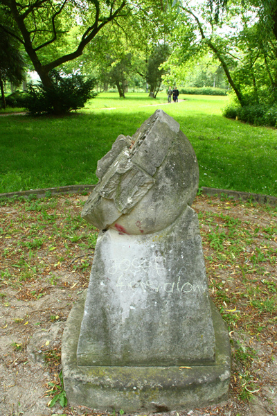 Ehrenhain, Park, D-17207 Röbel