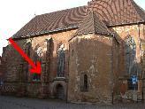 Evangelische Pfarrkirche St. Jakob, Löbergasse, D-36199 Rotenburg an der Fulda