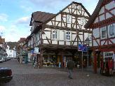 Marktplatz, Ecke Ermelpassage/Steinweg, D-36199 Rotenburg an der Fulda