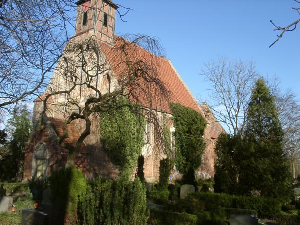 Kirche Samtens, D-18573 Samtens