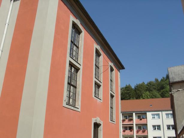 Kirche zur Hl. Dreifaltigkeit, D-01762 Schmiedeberg