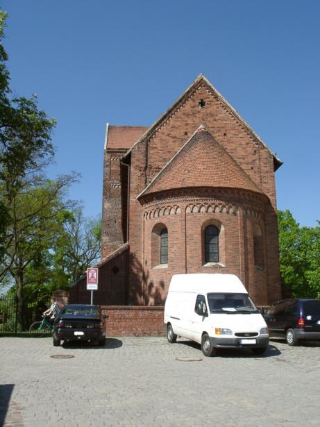 Kirche Schönhausen, D-39524 Schönhausen