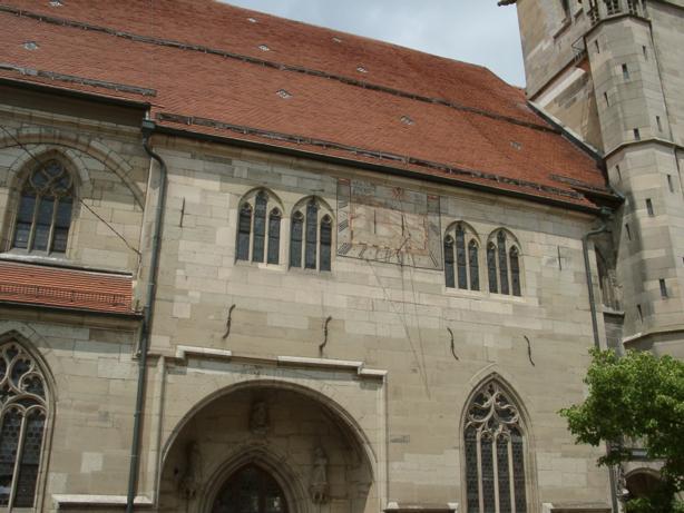 Evangelische Stadtkirche, Kirchplatz, D-73614 Schorndorf