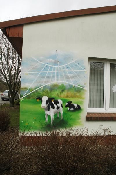 Landwirtschaftsbetrieb Griepentrog KG, Alte Dorfstraße 38,D-18246 Steinhagen