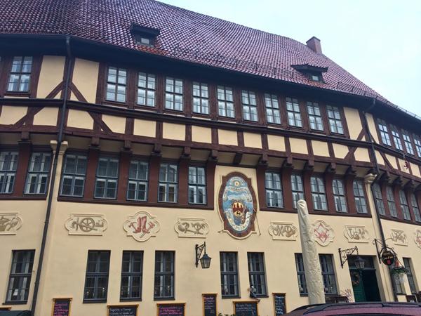Rathaus, Markt 1, D-06547 Stolberg