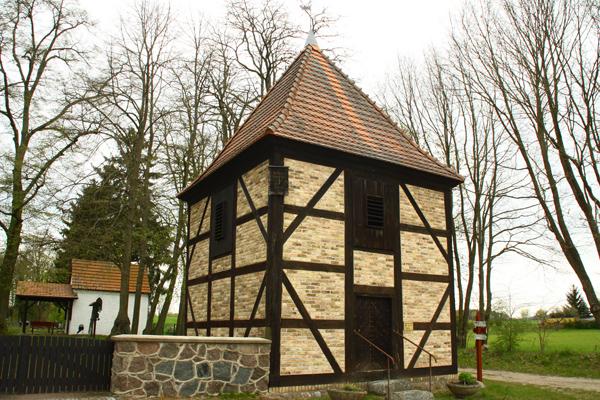 Dorfkirche, Glockenturm, D-17268 Templin OT Beutel
