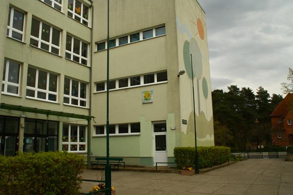Willy-Gabbert-Schule, Daggersdorfer Str. 69 b, D-17268 Templin