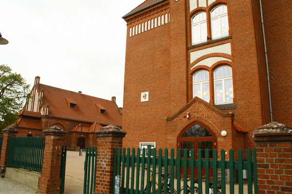 Goethe-Schule, Ecke Seestr./Martin-Luther-Str., D-17268 Templin