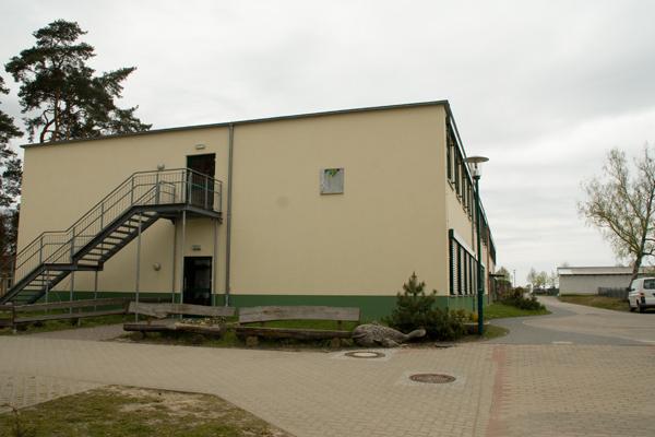 Waldhofschule, Schulhaus 2, Röddeliner Str. 36, D-17268 Templin